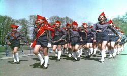 Современное и советское образование