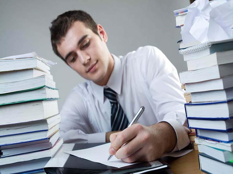 Как правильно написать курсовую работу